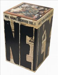 Cover Neil Young - Archives Vol. 1 (1963-1972) - Box Set [DVD]